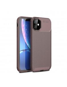 Coque iPhone 11 Carbone...