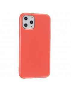 Coque iPhone 11 Glossy Orange