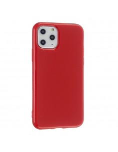 Coque iPhone 11 Glossy Rouge