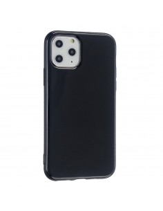 Coque iPhone 11 Glossy Noir