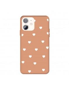 Coque iPhone 11 Coeur Saumon