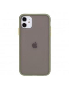Coque iPhone 11 Rhino Vert