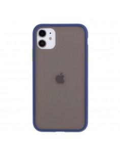 Coque iPhone 11 Rhino Bleu