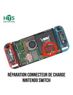 Réparation connecteur...