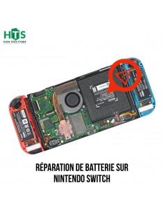 Réparation de batterie sur...